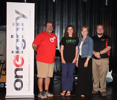 Oneighty develops young leaders with help from Siemer grant