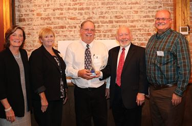 Eagle Country Water Works receives philanthropy award in Jasper County