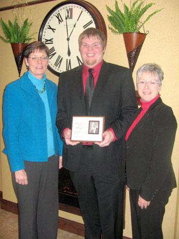Accounting student latest Arland Williams scholarship winner