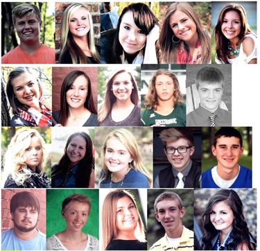 Michael Alan Fuller II Memorial Scholarships awarded to 20 Mattoon High School seniors