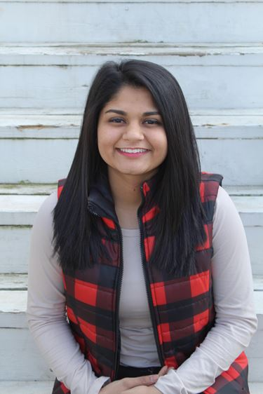 Shah receives University of Illinois Dorothy Stier Memorial Scholarship