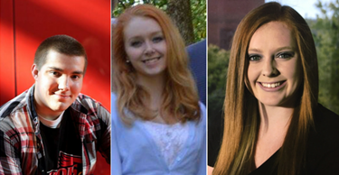 Three MHS graduates receive Lebovitz Lively Arts Scholarships