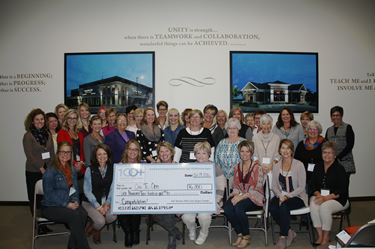 1:1 Initiative receives grant from 100 Women Who Care Jasper County