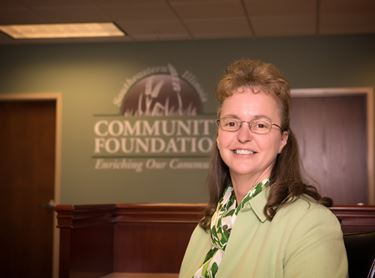 Connie Lilly joins community foundation staff