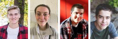 Lebovitz Lively Arts Scholarship awarded to four MHS graduates