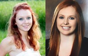 Baker and Wattles receive Lebovitz Lively Arts Scholarship