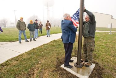 Civil War memorial in Mattoon dedicated