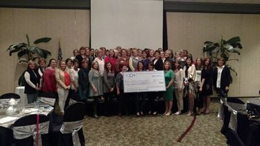 100+ Women Who Care Effingham County contributes $10,700 to FISH Christmas Store