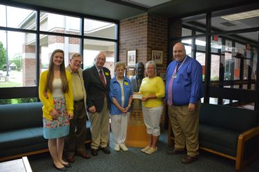AD Williams Scholarship fund receives donation from MHS Classes of 1952 and 1953