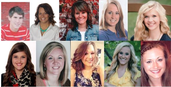 2014 Robson-Jackson Scholarship Recipients