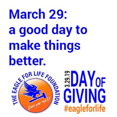 Eagle for Life Foundation announces day of giving for STEAM education