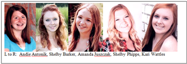 2014 Lebovitz Lively Arts Scholarship Recipients Announced