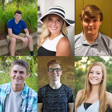Michael Alan Fuller II Memorial Scholarship awarded to six MHS graduates