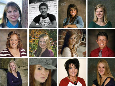 2010 Effingham County Community Foundation scholarship award winners announced