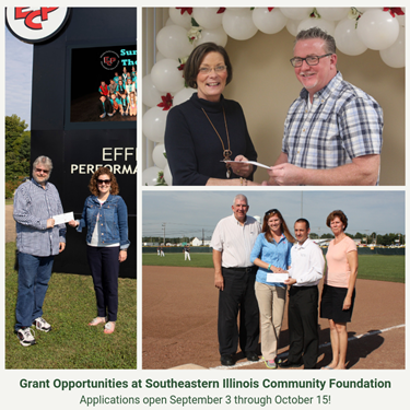Southeastern Illinois Community Foundation announces regional grant opportunities