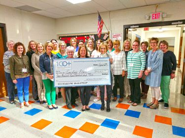 100 Women Who Care Jasper County contributes $4,900 to Lincoln's Place Fund