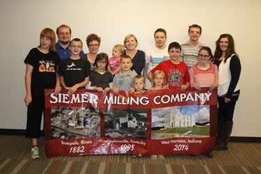 Siemer Milling Endowment awards $5,000 to youth leadership program