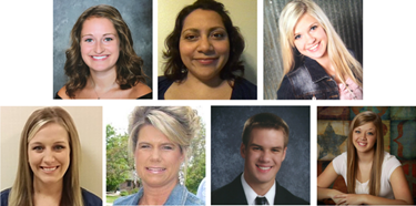 Scholarships awarded to seven area nursing students