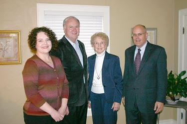Area charities receive support from Poterucha Family